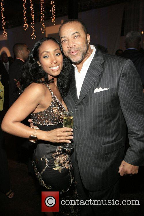 Michele Murray and Thomas Dortch The Ludacris Foundation...