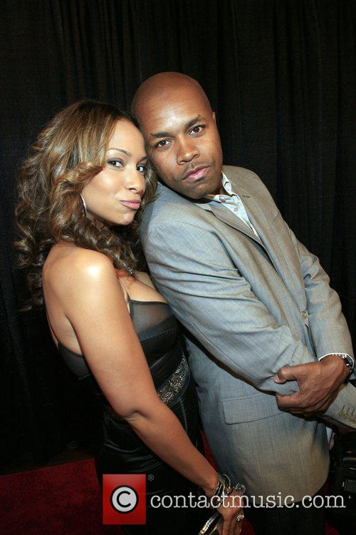 Valiesha Butterfield and D-Nice The Ludacris Foundation 5th...