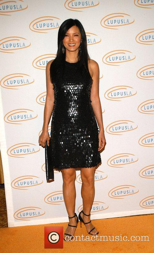 Kelly Hu Lupus LA presents its 2008 Orange...