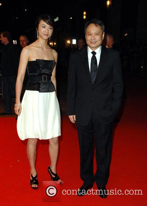 Tang Wei and Ang Lee 6