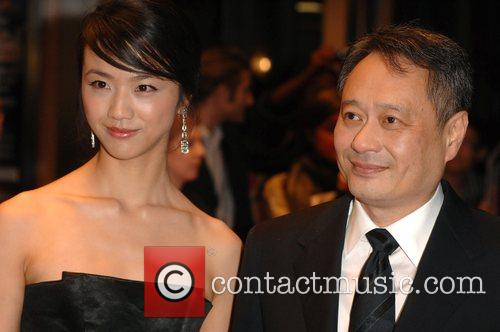 Ang Lee and Tang Wei The Times BFI...