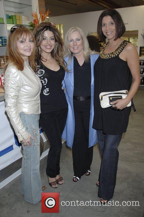 Judy Tenuta, Leyla Milani, Karen Ballou and Christine...