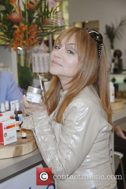 Judy Tenuta at the launch party of Luzern...