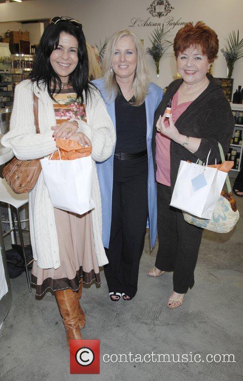 Maria Concita Alonso, Karen Ballou and Patrika Darbo...