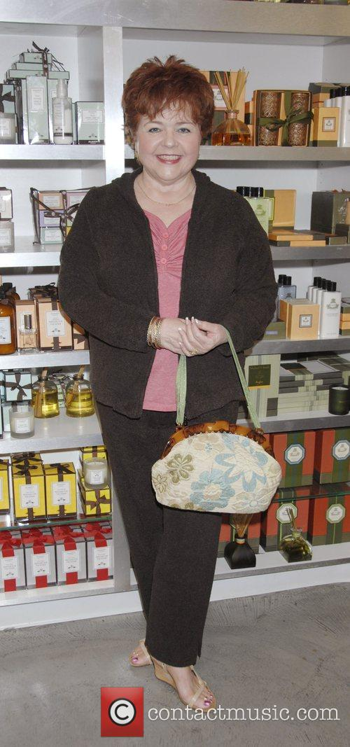 Patrika Darbo at the launch party of Luzern...