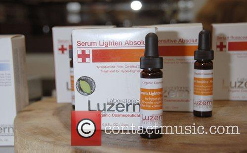 Product shot at the launch party of Luzern...