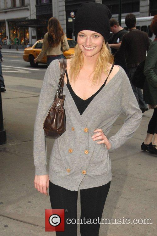 Lydia Hearst out and about at Midtown Manhattan...
