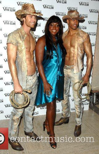 Mica Paris UK premiere of 'Lipteese' at the...