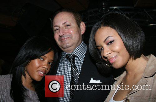 Angela Simmons, Richie Rich and Traver Rains