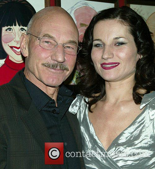 Patrick Stewart and Kate Fleetwood 1