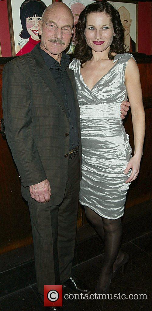 Patrick Stewart and Kate Fleetwood 5