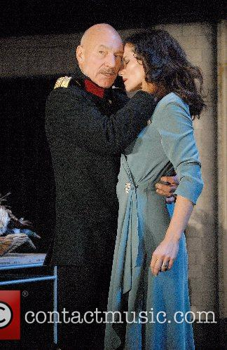 Patrick Stewart and Kate Fleetwood 2