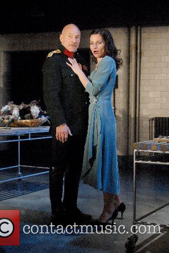 Patrick Stewart and Kate Fleetwood 3