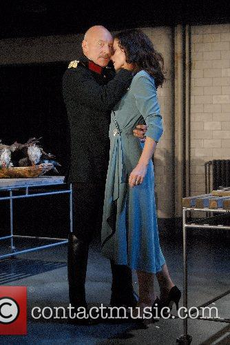 Patrick Stewart and Kate Fleetwood 9