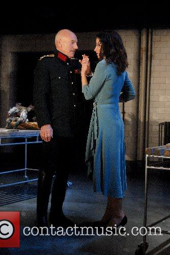 Patrick Stewart and Kate Fleetwood 7