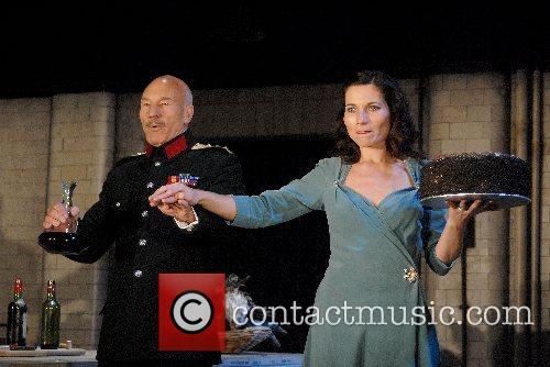 Patrick Stewart and Kate Fleetwood 6