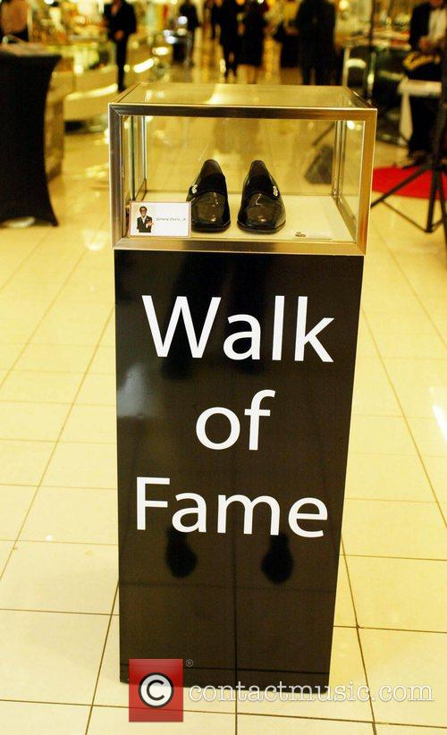 The unveiling of Macy's International Civil Rights Walk...