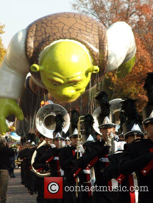 The 2007 Macy's Thanksgiving day parade