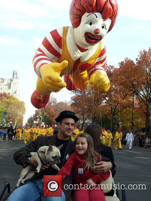 Christopher Meloni The 2007 Macy's Thanksgiving day parade...