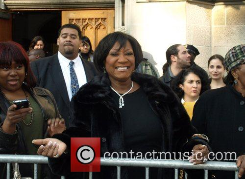Patti LaBelle The 2007 Macy's Thanksgiving day parade...