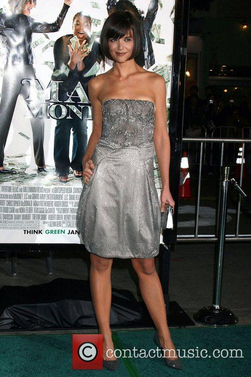 Katie Holmes Los Angeles Premiere of 'Mad Money'...