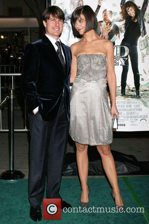 Tom Cruise and Katie Holmes 9
