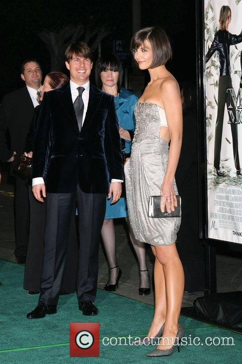 Tom Cruise and Katie Holmes 2