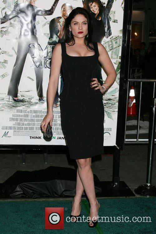 Jodi Lyn O'Keefe Los Angeles Premiere of 'Mad...