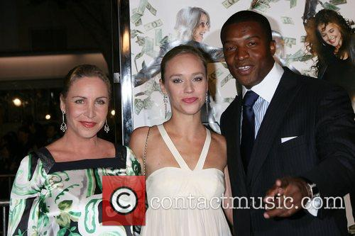 Katarina & Josephine Jacob, & Roger Cross...
