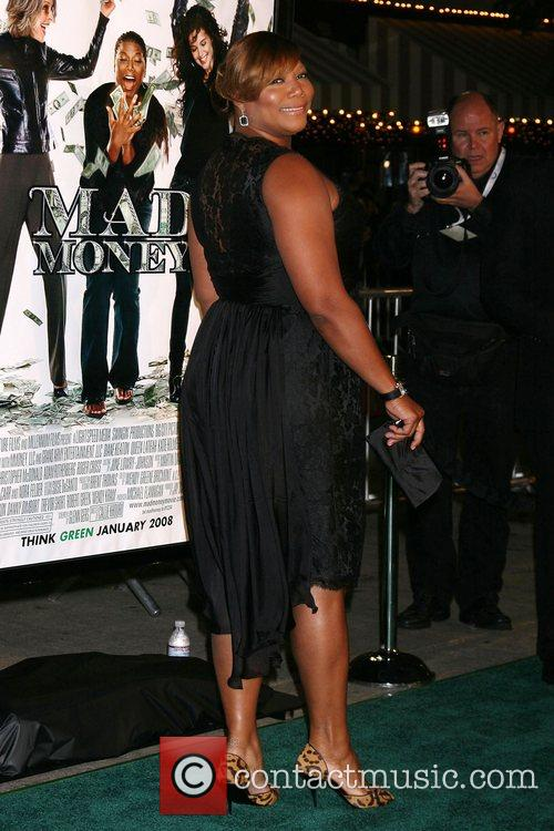 Queen Latifah Los Angeles Premiere of 'Mad Money'...