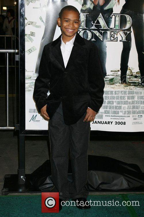 Sterling Blackmon Los Angeles Premiere of 'Mad Money'...