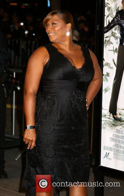 Queen Latifah Mad Money Premiere - Arrivals Westwood,...