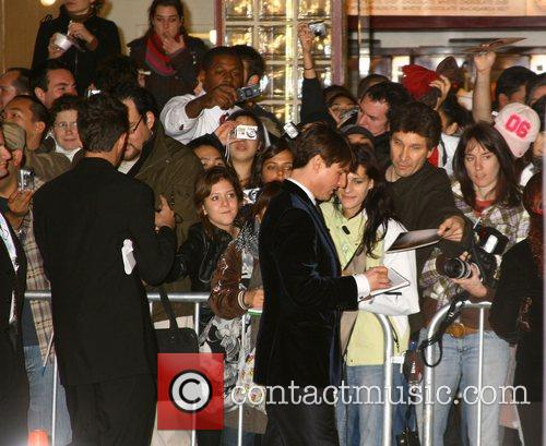 Tom Cruise Mad Money Premiere - Arrivals Westwood,...