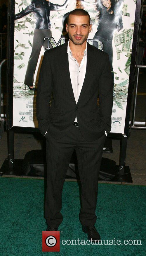 Haas Sleiman 'Mad Money' premiere - Arrivals Westwood,...