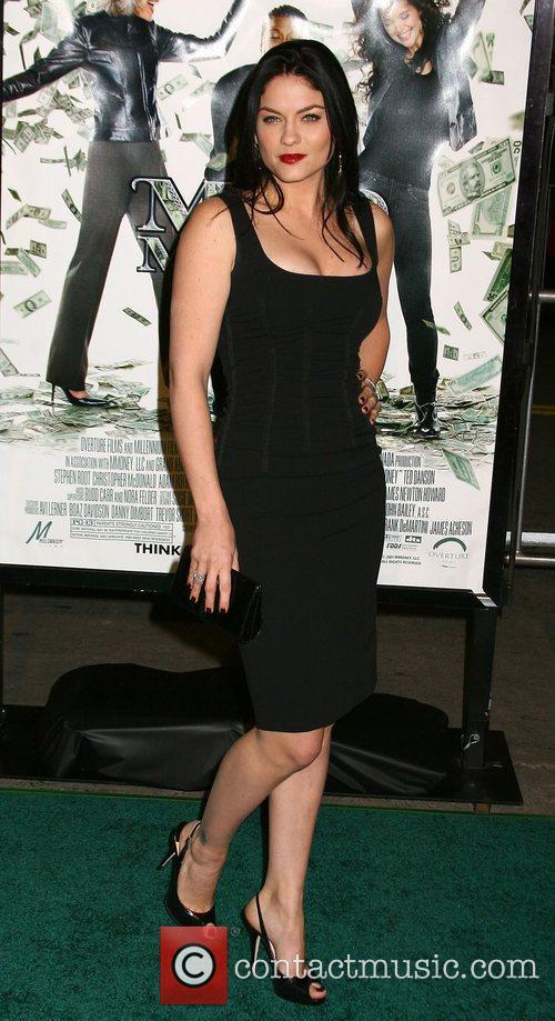 Jodi Lyn O'Keefe 'Mad Money' premiere - Arrivals...