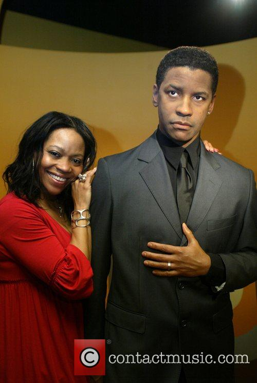 Jeannie Jones and Denzel Washington 1