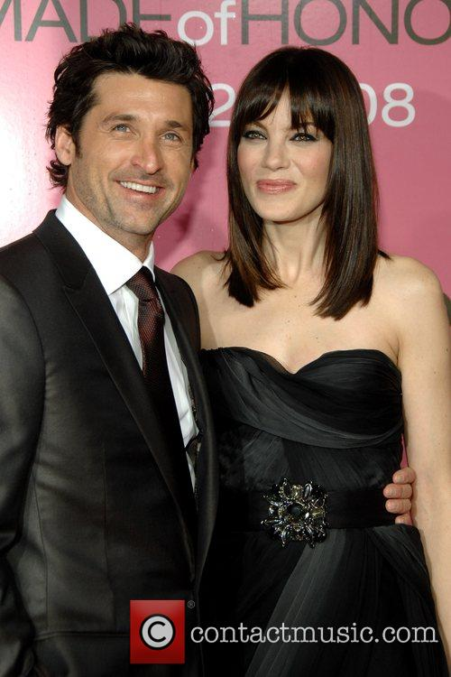 Patrick Dempsey and Michelle Monaghan 2
