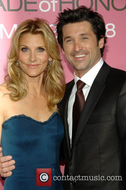 Patrick Dempsey and His Wife Jillian 6