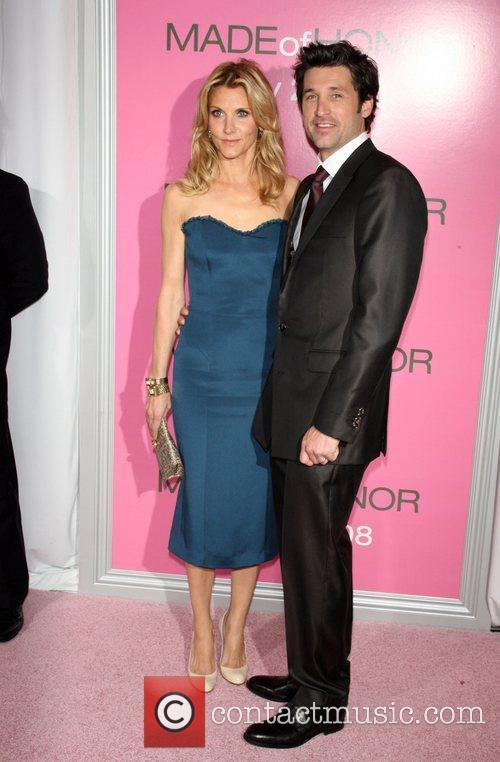 Patrick Dempsey and Jillian Fink 8