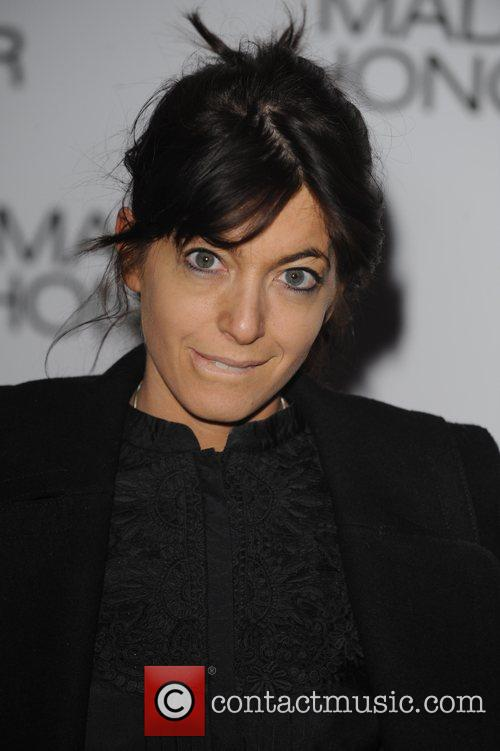 Claudia Winkleman  at the premiere of 'Made...