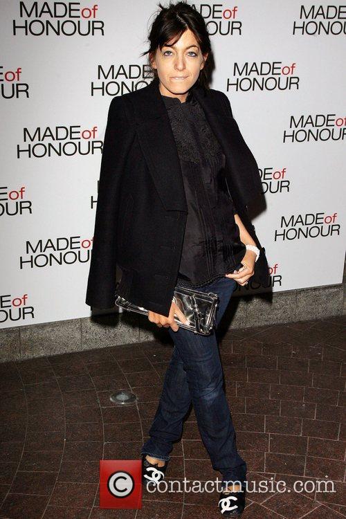 Claudia Winkleman Screening of 'Made Of Honour' at...