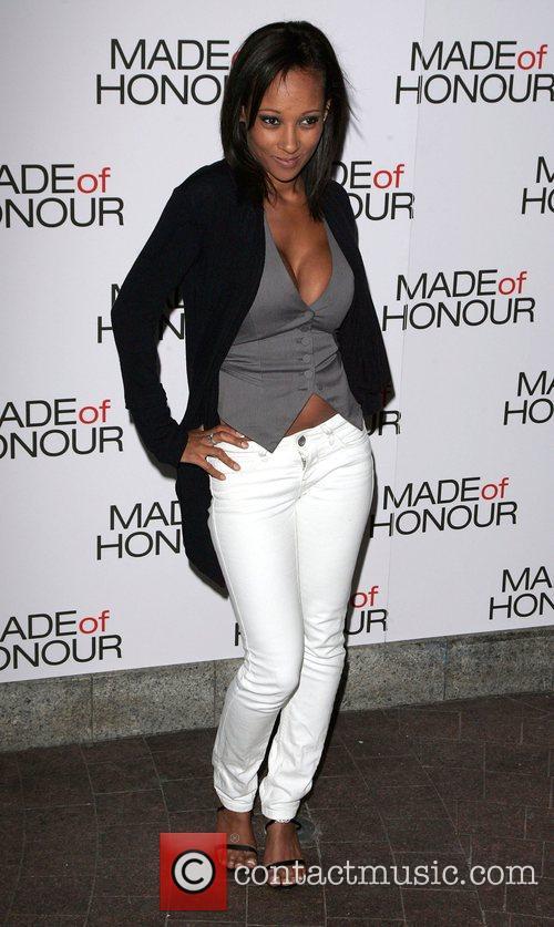 Lisa Mafia Screening of 'Made Of Honour' at...