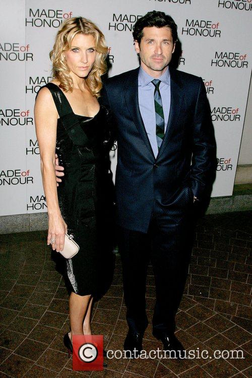 Patrick Dempsey and guest Screening of 'Made Of...
