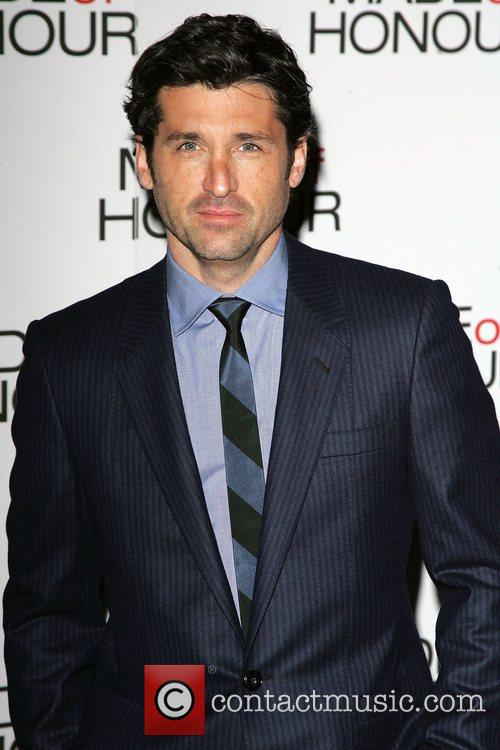Patrick Dempsey Screening of 'Made Of Honour' at...