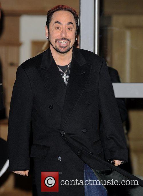 David Gest at the premiere of 'Made Of...