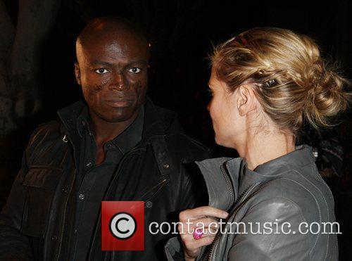Seal and Heidi Klum 13
