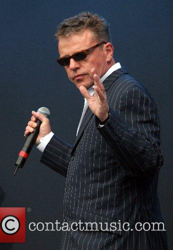 Suggs, Knowsley Hall Music Festival