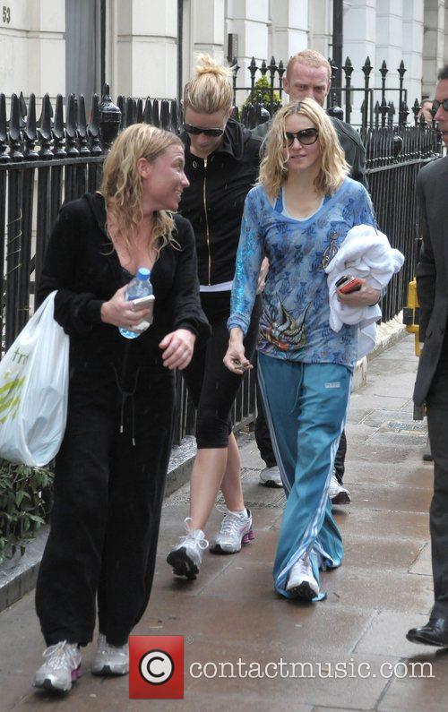 Madonna and Gwyneth Paltrow 3