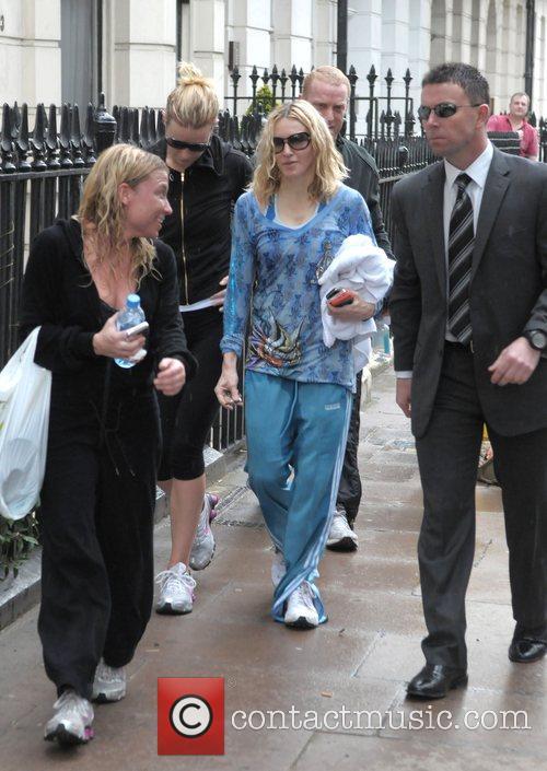 Madonna and Gwyneth Paltrow 2