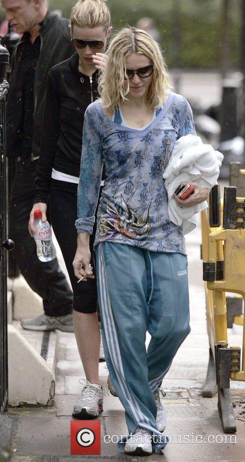 Madonna and Gwyneth Paltrow 11